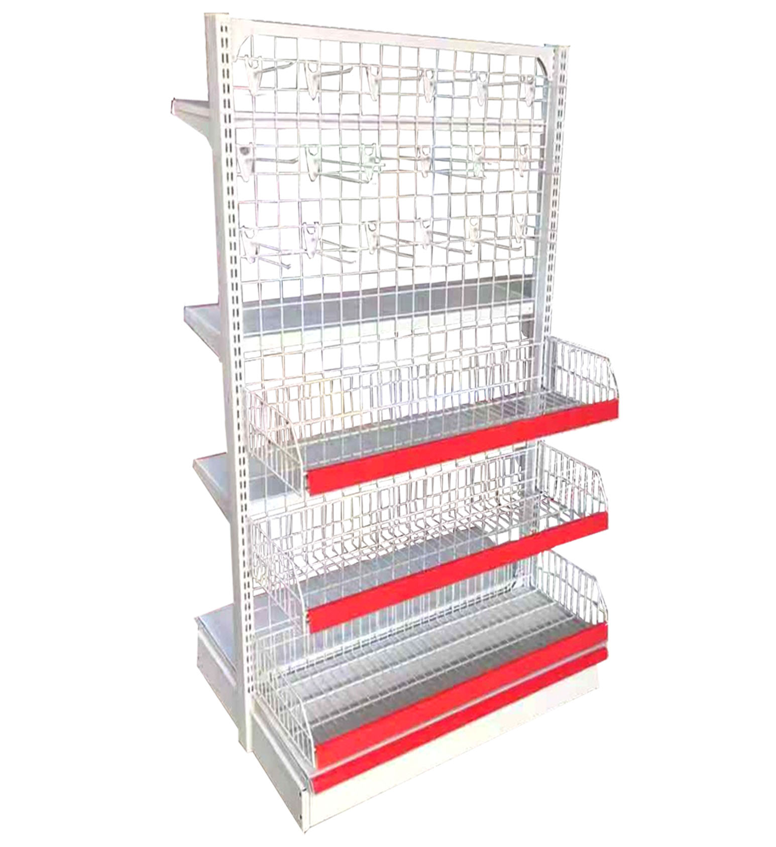 Rak DC-15 with Basket Shelf