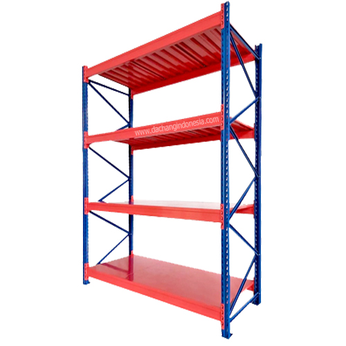Rak Heavy Duty (Beam+Shelving)